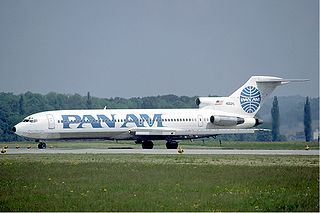 Pan Am Flight 708 plane crash