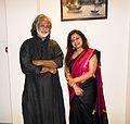 Pandit Vishwa Mohan Bhatt with Poet Panchatapa 6.jpg