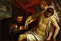 Paolo Veronese - The Dead Christ Supported by an Angel and Adored by a Franciscan - 79.254 - Museum of Fine Arts.jpg