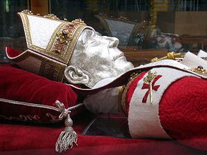 Pope Celestine V - Tomb of Celestine V