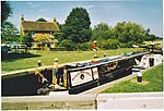 File:Paper Court Lock, Wey Navigation - geograph.org.uk - 101705.jpg