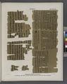 Papyrus. Hieratischer Papyrus aus Theben (Thebes). No. VII, Lin. 106-138. (jetzt im K. Museum zu Berlin.) (NYPL b14291191-44350).tiff