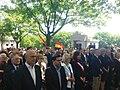 París ret homenatge al català Francesc Boix, el fotògraf de Mauthausen 02.jpg