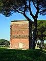 Parco archeologico delle tombe di via Latina Tomba Barberini1.jpg
