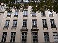 Paris - 4 rue Louvois - facade contre plongée.jpg