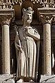 Paris - Cathédrale Notre-Dame -Galerie des rois - PA00086250 - 016.jpg