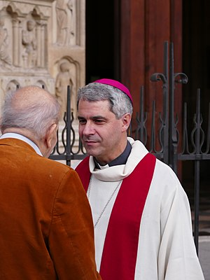 Denis Jean-Marie Jachiet - Mgr Denis Jachiet