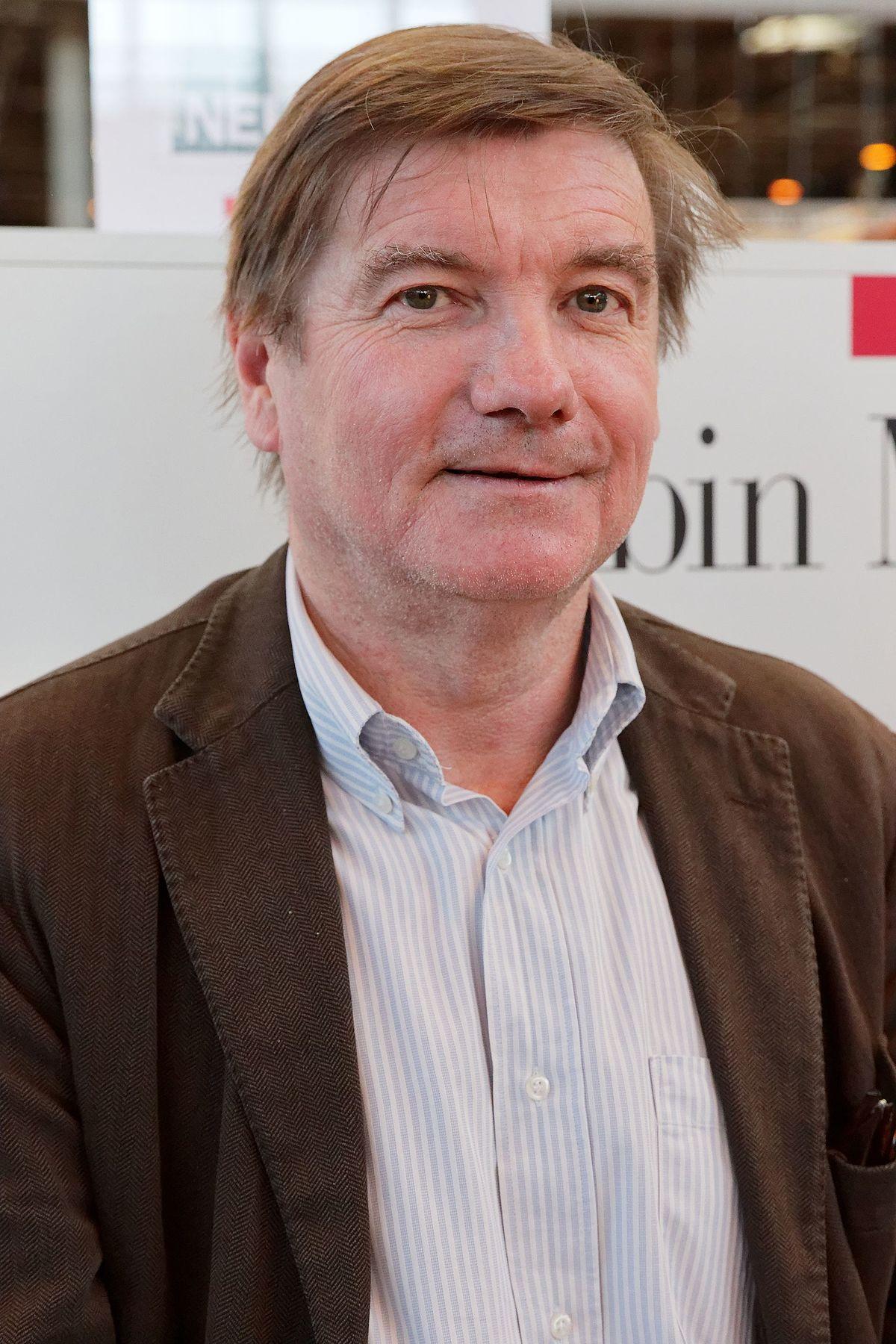 Px Paris Salon Du Livre De Paris Eric Neuhoff