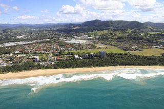 Park Beach Suburb of City of Coffs Harbour, New South Wales, Australia