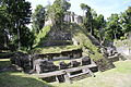 Parque Yaxha Nakum Naranjo Templo Guatemala 05.JPG
