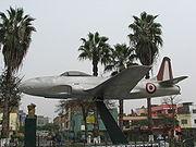 Parque del Avión Rímac Lima - Aircraft