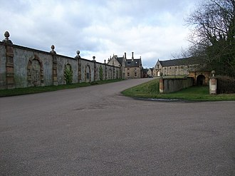 Welbeck Abbey - The estate grounds