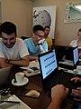 Participants of Edu Wiki camp in Serbia 2017 03.jpg