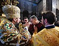 Participation in the liturgy and enthronement of the Primate of the Orthodox Church of Ukraine (2019-02-03) 37.jpeg