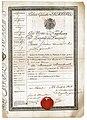 Passeport de Bernard Boucherot 1808 - Archives nationales (France).jpg