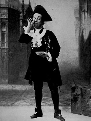 Walter Passmore - as Rudolph The Grand Duke