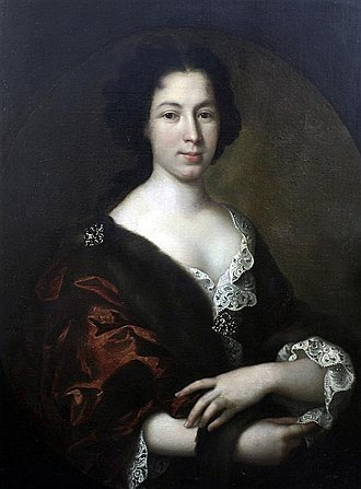 Paul Mignard - Portrait of Mrs Peter Beesley