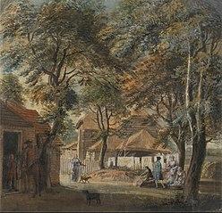 Halfway House, Sadler's Wells