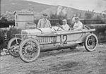 Paul Scheef in his Mercedes at the 1922 Targa Florio.jpg