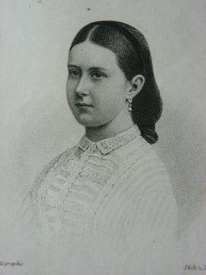 Princess Pauline of Saxe-Weimar-Eisenach - Image: Pauline Sa Wei Eis