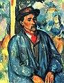 Paysan à la blouse bleue, par Paul Cézanne, Yorck.jpg