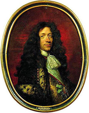 Peder Griffenfeld - Peder Schumacher portrayed by Abraham Wuchters in 1672