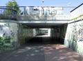 Pedestrian underpass of Sandow station 2.png