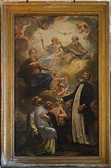 Saint Jean de Matha et saint Félix de Valois