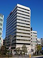 Pentel Building, at Nihonbashi-Koamicho, Chuo,Tokyo (2019-01-02) 01.jpg