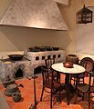 Peranakan kitchen interwar period IMG 9851 singapore peranakan museum.jpg