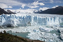Photo du Glacier Perito Moreno
