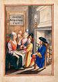 Perrault - Contes - Manuscrit 1695 - Frontispice.jpg