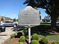 Perry Methodist Church organized 1826 historical marker.JPG