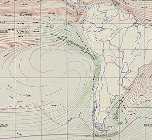 Corrente de Humboldt ou do Peru