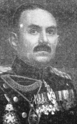4th Army (Kingdom of Yugoslavia) - Armijski đeneral Petar Nedeljković commanded the Yugoslav 4th Army during the Axis invasion of Yugoslavia