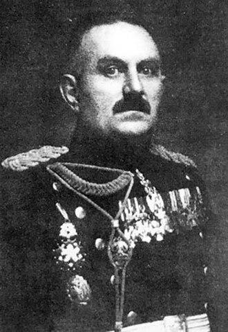4th Army (Kingdom of Yugoslavia) - Armijski đeneral Petar Nedeljković commanded the Yugoslav 4th Army during the Axis invasion of Yugoslavia