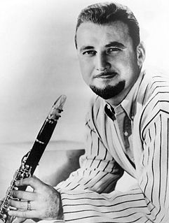 Pete Fountain American clarinetist