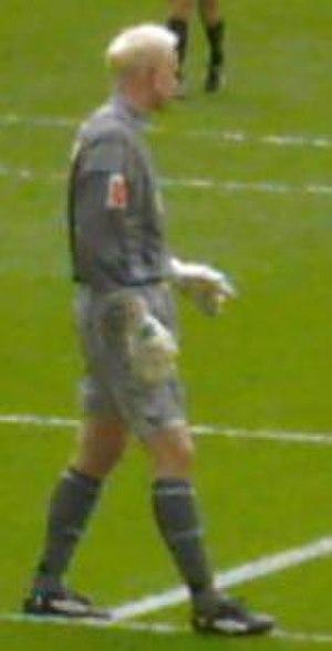Peter Enckelman - Enckelman in 2008.