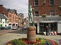 Peter Pan Statue at Kirriemuir - geograph.org.uk - 105804.jpg