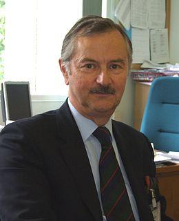 Peter Brinsden British doctor
