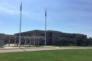 Petersburg High School (Virginia) - Image: Petersburg High School