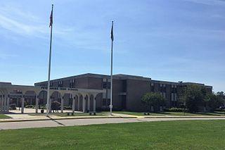 Petersburg High School (Virginia) School in Petersburg, Virginia