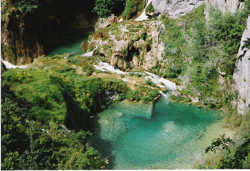 Fitxer:Petit Lac Plitvice.jpg