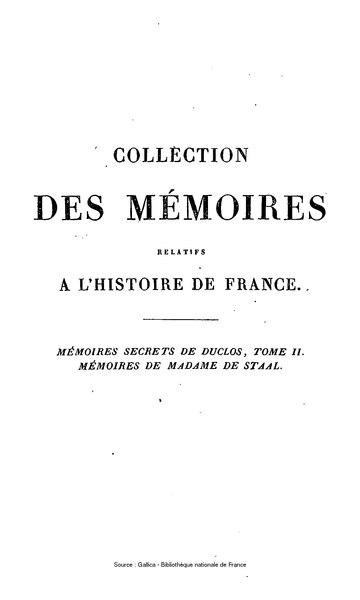 File:Petitot - Collection complète des mémoires relatifs à l'histoire de France, 2e série, tome 77.djvu
