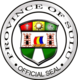 Official seal of Sulu