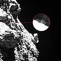 Philae waving – annotated ESA17558190.jpeg
