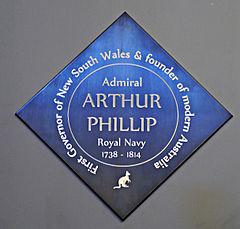 Arthur Phillip - Wikiwand