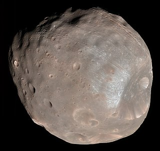 Phobos (moon) natural satellite of Mars