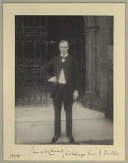 James Laurence Carew British politician