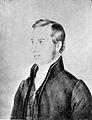 Photograph of Thomas Hodgkin as a young man. Wellcome L0002458.jpg